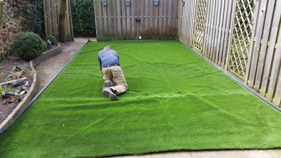 Kunstgras in uw achtertuin of dakterras?
