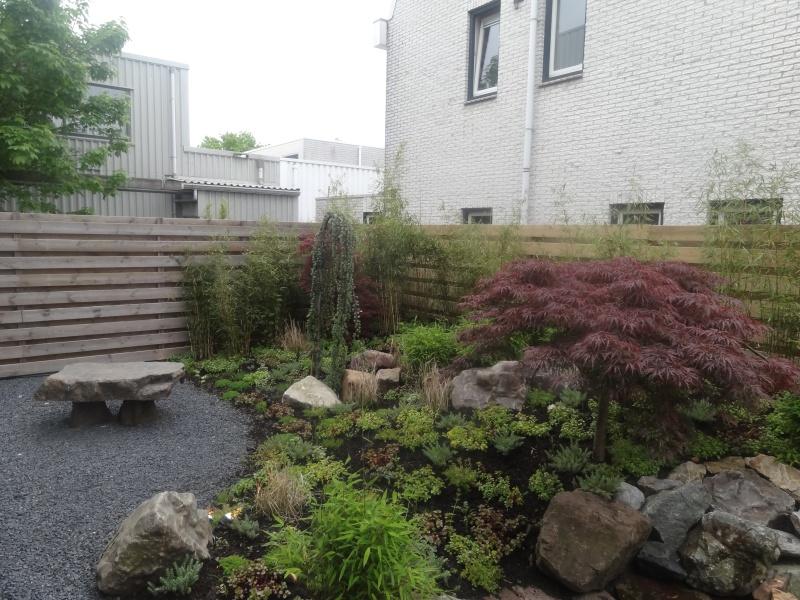 Oosterse Tuin Ideeen : Tuinaanleg japanse tuin in eemnes