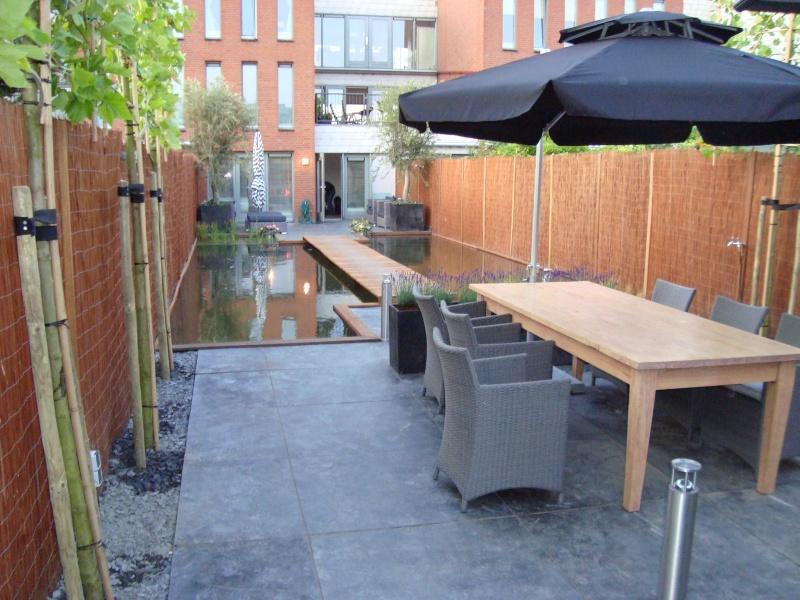Tuinontwerp huizen - Tuin ontwerp exterieur ontwerp ...