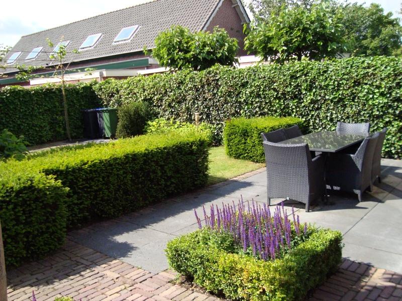 Tuinontwerp huizen for Kleine tuinontwerpen